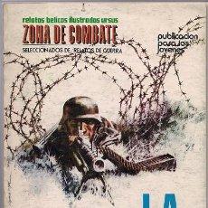 Cómics: URSUS. ZONA DE COMBATE. 9.. Lote 271322328