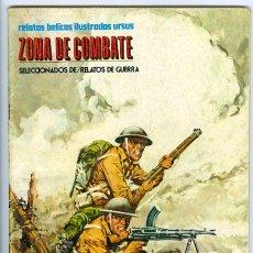 Cómics: URSUS. ZONA DE COMBATE. 3.. Lote 271339493