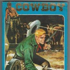 Cómics: URSUS. COWBOY. RETAPADOS. 4. Lote 271340713