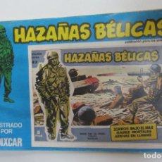 Cómics: HAZAÑAS BELICAS Nº 183. URSUS 1988 ARX111. Lote 271879538