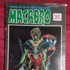 Fumetti: MACABRO. Nº 10. EDICIONES URSUS. Lote 271897338