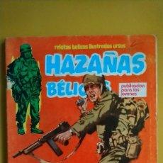 Cómics: HAZAÑAS BELICAS. Lote 273293873
