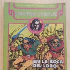 Cómics: CAPITAN CORAJE - RETAPADO 11 ALBUMES - URSUS EDICIONES 1982. Lote 274416583