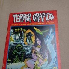 Cómics: TERROR GRAFICO.HISTORIAS DE TERROR Y SUSPENSE NUMERO 2. Lote 275063978