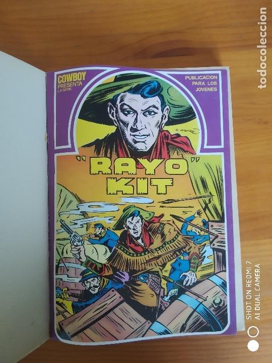Cómics: RAYO KIT COMPLETA - Nº 1 A 12 EN UN TOMO - URSUS - LEER DESCRIPCION (S) - Foto 3 - 275702388