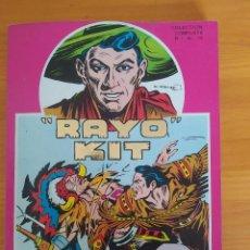 Cómics: RAYO KIT COMPLETA - Nº 1 A 12 EN UN TOMO - URSUS - LEER DESCRIPCION (S). Lote 275702388