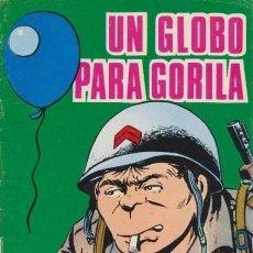 Cómics: GORILA-URSUS-VOL-II- Nº 17 -ÚLT. COLECCIÓN- UN GLOBO PARA GORILA-1974-GRAN ALAN DOYER-CORRECTO-5232. Lote 275945998