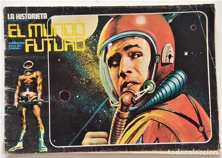 EL MUNDO FUTURO Nºº 32 - URSUS EDICIONES 1973 - BOIXCAR (Tebeos y Comics - Ursus)