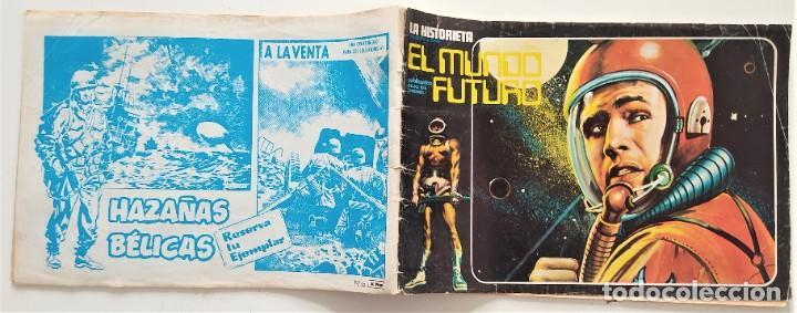 Cómics: EL MUNDO FUTURO Nºº 32 - URSUS EDICIONES 1973 - BOIXCAR - Foto 2 - 276923938