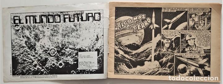 Cómics: EL MUNDO FUTURO Nºº 32 - URSUS EDICIONES 1973 - BOIXCAR - Foto 3 - 276923938