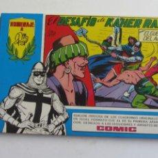 Fumetti: EL GUERRERO DEL ANTIFAZ Nº 23 - HOMENAJE A MANUEL GAGO - VALENCIANA 1982 ARX73. Lote 277246003