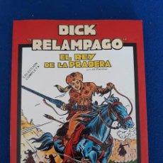 Cómics: DICK RELÁMPAGO DE IRANZO - COLECCIÓN COMPLETA - URSUS. Lote 277592753