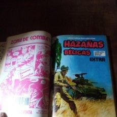 Cómics: HAZAÑAS BELICAS EXTRA TOMO 1. Lote 277627118