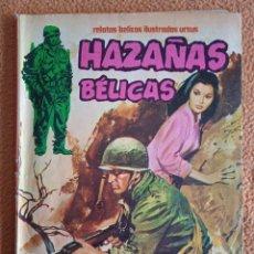 Cómics: HAZAÑAS BELICAS - Nº 39- VISIONES DE PESADILLA-URSUS.. Lote 279438538