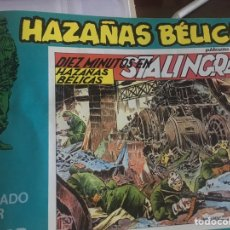Cómics: HAZAÑAS BÉLICAS EDITORIAL URSUS 1973 ENCUADERNADO. Lote 279512883