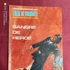 Comics: ZONA DE COMBATE. Nº 2. URSUS EDICIONES. Lote 283833278