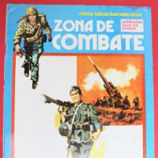 Comics: ZONA DE COMBATE Nº 75 - RELATOS BELICOS ILUSTRADOS URSUS. Lote 285450178