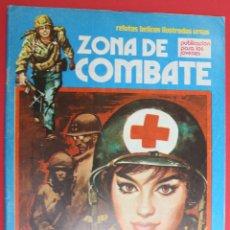 Comics: ZONA DE COMBATE Nº 141 - RELATOS BELICOS ILUSTRADOS URSUS. Lote 285975448