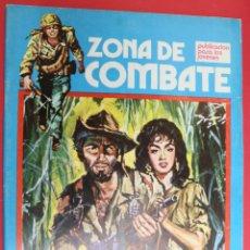 Comics: ZONA DE COMBATE Nº 163 - RELATOS BELICOS ILUSTRADOS URSUS. Lote 285975993
