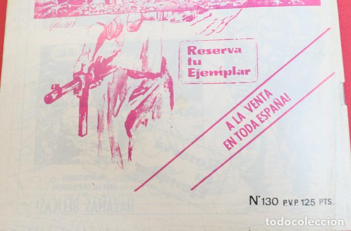 Cómics: ZONA DE COMBATE Nº 130 - RELATOS BELICOS ILUSTRADOS URSUS - Foto 2 - 285976393