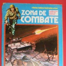 Cómics: ZONA DE COMBATE Nº 130 - RELATOS BELICOS ILUSTRADOS URSUS. Lote 285976393