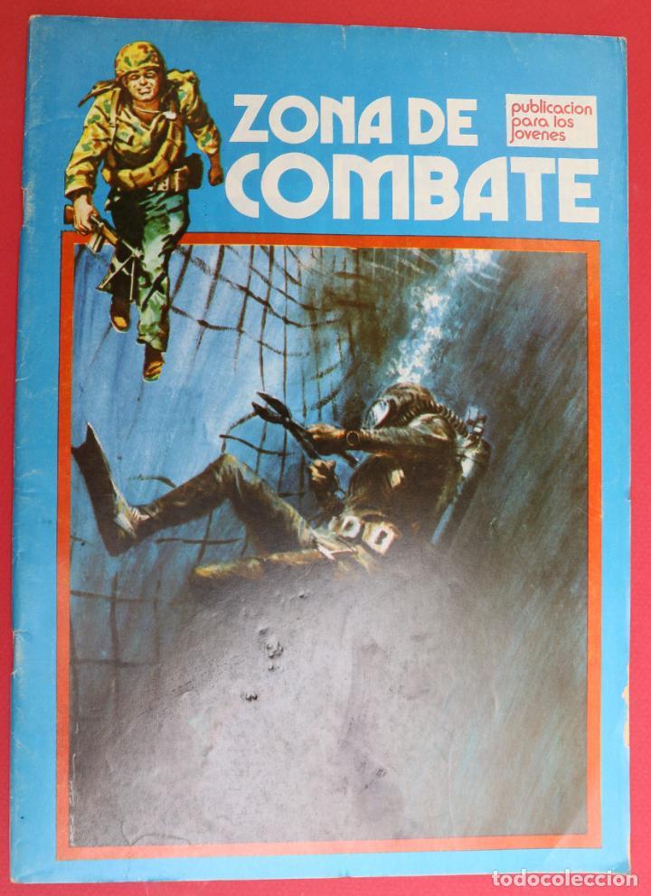 ZONA DE COMBATE Nº 160 - RELATOS BELICOS ILUSTRADOS URSUS (Tebeos y Comics - Ursus)