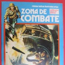 Cómics: ZONA DE COMBATE Nº 137 - RELATOS BELICOS ILUSTRADOS URSUS. Lote 285976773