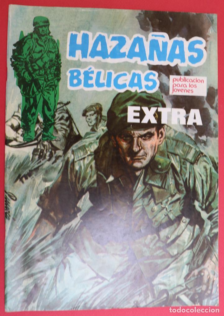 HAZAÑAS BÉLICAS. EXTRA . Nº 29. (Tebeos y Comics - Ursus)