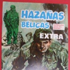 Cómics: HAZAÑAS BÉLICAS. EXTRA . Nº 29.. Lote 285977263