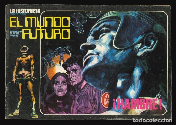 LA HISTORIETA PRESENTA... EL MUNDO FUTURO - URSUS / NÚMERO 24 (Tebeos y Comics - Ursus)