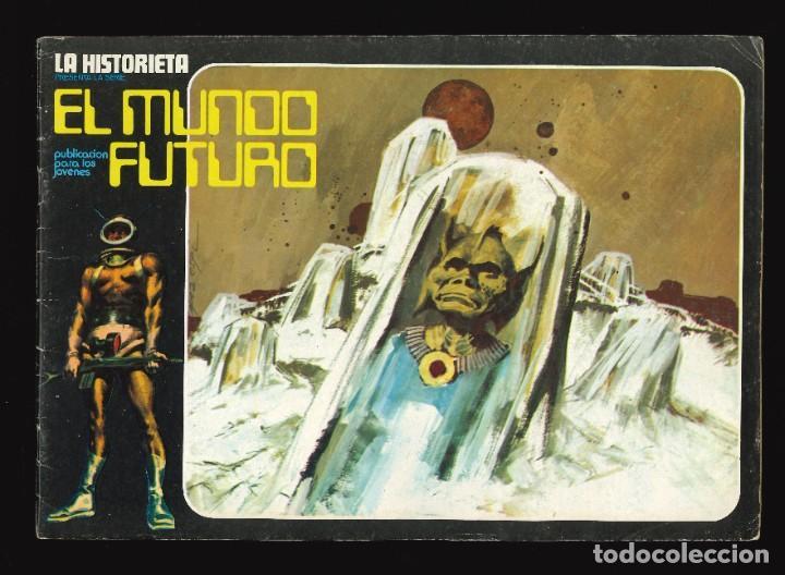 LA HISTORIETA PRESENTA... EL MUNDO FUTURO - URSUS / NÚMERO 27 (Tebeos y Comics - Ursus)
