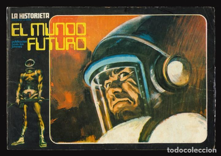 LA HISTORIETA PRESENTA... EL MUNDO FUTURO - URSUS / NÚMERO 29 (Tebeos y Comics - Ursus)