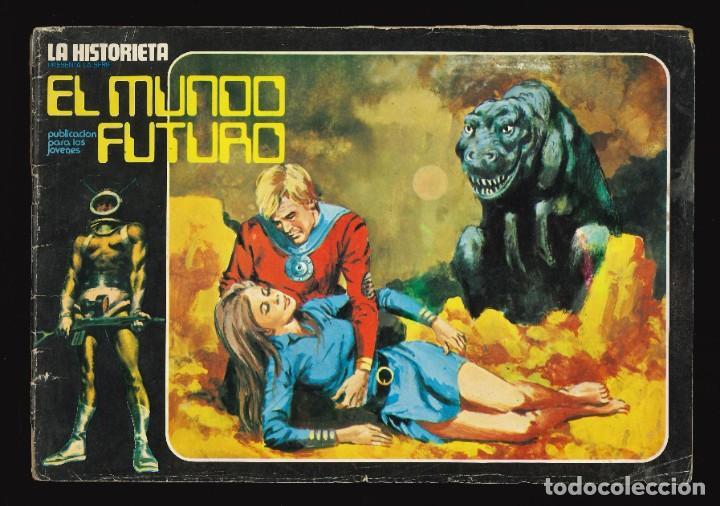 LA HISTORIETA PRESENTA... EL MUNDO FUTURO - URSUS / NÚMERO 31 (Tebeos y Comics - Ursus)