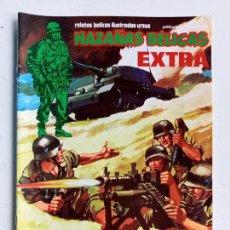 Fumetti: LOTE DE 2 TEBEOS DE HAZAÑAS BÉLICAS, URSUS, AÑOS 70. Lote 286760073