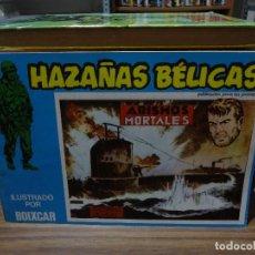 Cómics: HAZAÑAS BELICAS - ILUSTRADO POR BOIXCAR - URSUS EDICIONES - VOLUMEN 13. Lote 287181628
