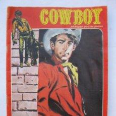 Cómics: COWBOY - Nº 13 - HÉROES DE LEYENDA - URSUS EDICIONES.. Lote 287315223