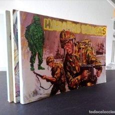 Cómics: 3 TOMOS DE HAZAÑAS BELICAS - URSUS - (ENVÍO CERTIFICADO GRATIS). Lote 287803248