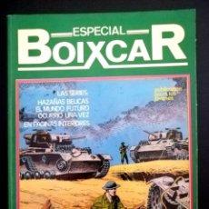 Cómics: LA HISTORIETA PRESENTA ESPECIAL BOIXCAR (6, 7, 8, 9 Y 10) RETAPADOS URSUS 1982 (VER FOTOS PORTADAS). Lote 287881673