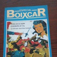 Cómics: ESPECIAL BOIXCAR.COLECCIÓN COMPLETA,EL HIJO DEL DIABLO DE LOS MARES.EDICIONES URSUS.. Lote 288206243