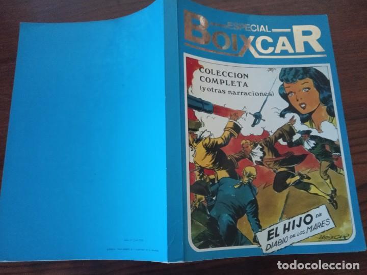 Cómics: Especial Boixcar.Colección completa,El Hijo del diablo de los Mares.Ediciones Ursus. - Foto 2 - 288206243