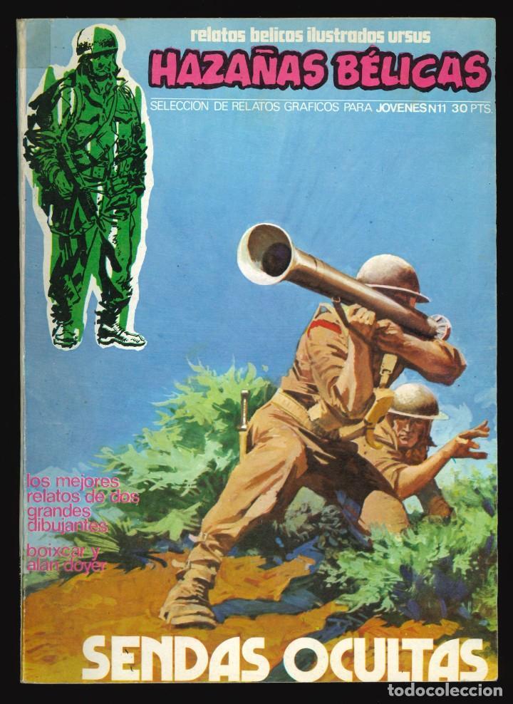 HAZAÑAS BÉLICAS - URSUS / NÚMERO 11 (Tebeos y Comics - Ursus)