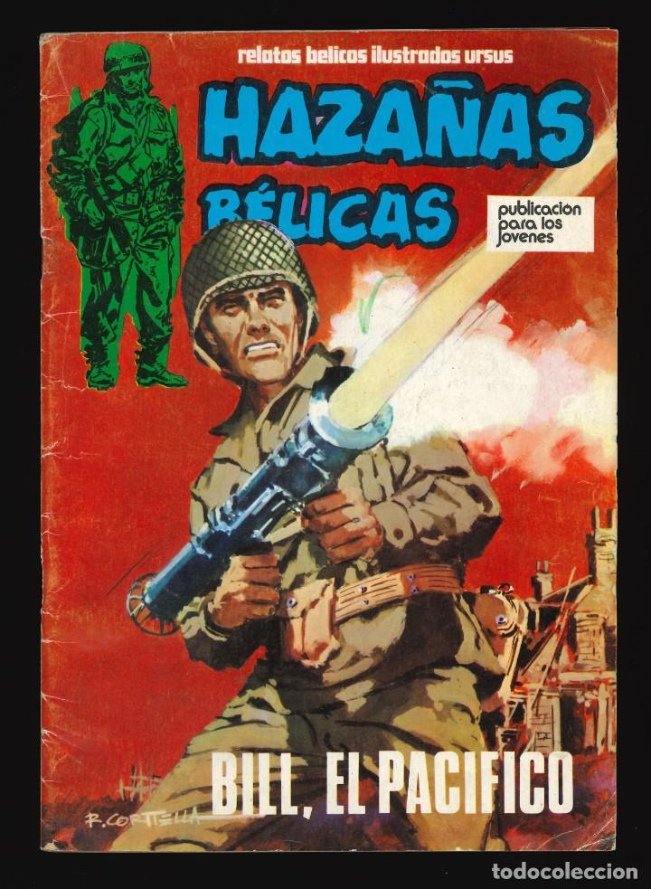 HAZAÑAS BÉLICAS - URSUS / NÚMERO 33 (Tebeos y Comics - Ursus)