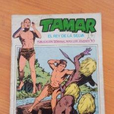 Cómics: TAMAR EL REY DE LA SELVA Nº 2 - URSUS (F1). Lote 288863418