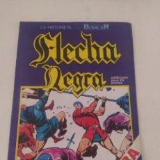 Cómics: FLECHA NEGRA 12.ULTIMO.REEDICION,EDICIONES URSUS,AÑO 1982.. Lote 289862023