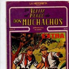 Cómics: LA VUELTA AL MUNDO DE DOS MUCHACHOS, Nº 13. BOIXCAR. EDICIONES URSUS 1982. Lote 289862073
