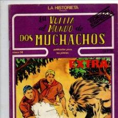 Cómics: LA VUELTA AL MUNDO DE DOS MUCHACHOS, Nº 14. BOIXCAR. EDICIONES URSUS 1982. Lote 289862178