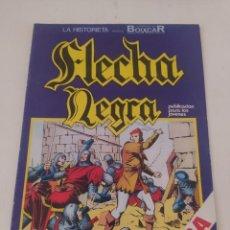 Cómics: FLECHA NEGRA 2.REEDICION,EDICIONES URSUS,AÑO 1982.. Lote 289863038