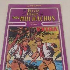 Cómics: LA VUELTA AL MUNDO DE DOS MUCHACHOS 13.REEDICION,EDICIONES URSUS,AÑO 1982.. Lote 289863678