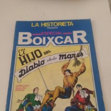 Cómics: EL HIJO DEL DIABLO DE LOS MARES 12.REEDICION,EDICIONES URSUS,AÑO 1982.. Lote 289864228
