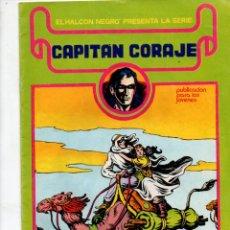 Cómics: EL HALCON NEGRO PRESENTA: CAPITAN CORAJE Nº 7..., G. IRANZO. EDICIONES URSUS 1982. Lote 289865483